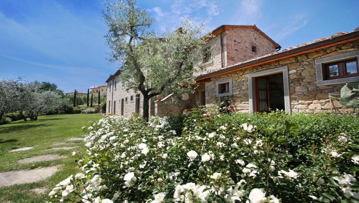 Charming Villa in Cortona