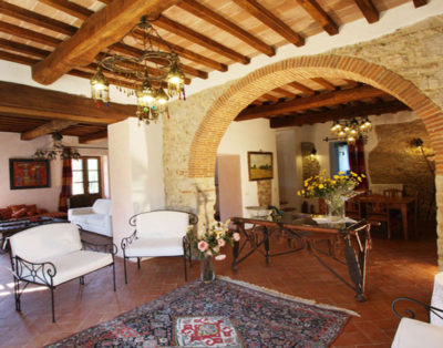 Villa Charme Charming Villas Italy Tuscany To Rent